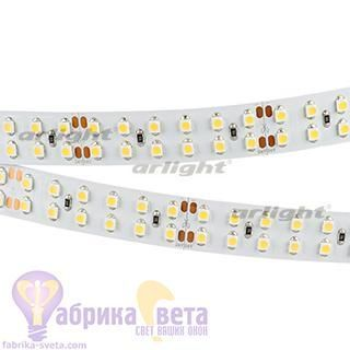 Лента RT 2-5000 24V Warm3000 2x2 (3528, 1200 LED, LUX)