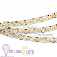 Лента RT 2-5000 24V Warm3000 10mm (2835, 252 LED~m, LUX)