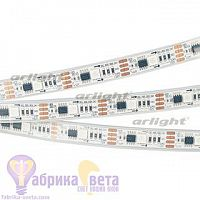 Лента SPI-5000P-AM 12V RGB (5060, 150 LED x1, 1903)