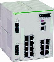 Коммутатор connexium (managed) 14tx/2fx-sm Schneider Electric купить по оптовой цене